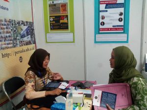 Persada UB Participated in Education and Technology Exhibition Universitas Brawijaya 2017