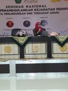 Ketua Persada di UIN Malang